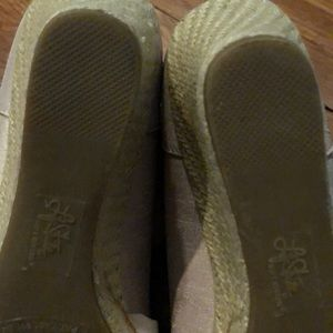 Life Stride Shoes - NEW LIFE STRIDE WEDGES beige size 6